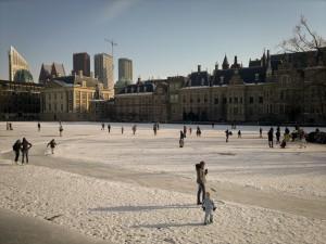 kinderschaatsen